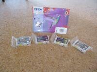 Genuine brand new Epsom cartridges