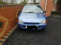 Toyota Starlet 1.3 Most Parts Available