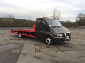 Ford Transit Recovery For Sale 16ft Bed