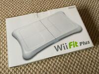 Wii fit plus and the board