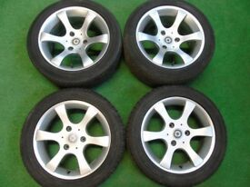 "SMART FORTWO 450 15"" inch ALLOY WHEELS"