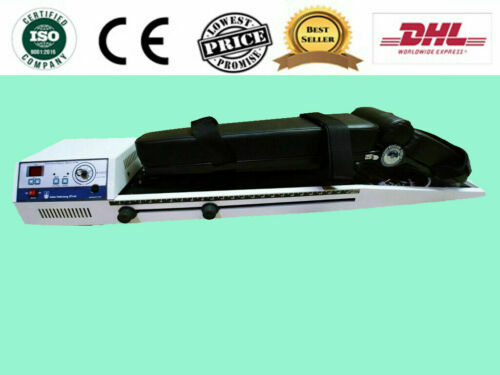 CPM (Continuous Passive Motion) Knee Exercise New Machine Joint Pain Therapy JHU