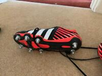 24c899cc9e8 Size 11 adidas rugby boots (forward)