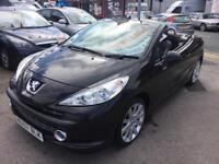 Peugeot 207CC 1.6 HDI GT *** ONE OWNER *** ONLY 42,000 MILES! ***