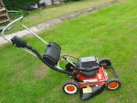 Victa Professional 460 Push mower 2 stroke