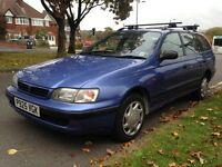 Toyota Carina E 1.8 GS Estate vgc Mot May 2017 very reliable, practical, cheap motoring