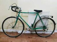 Mens vintage Coventry eagle racing/road bike