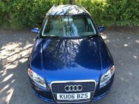 2006 AUDI A4 AVANT AUTO 2.0 TDI / ONE OWNER / SERVICE HISTORY / CAMBELT CHANGED