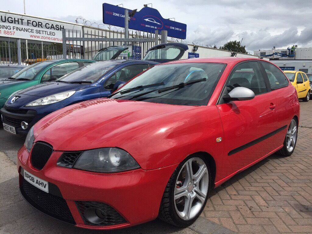 2006 06 seat ibiza fr tdi heavily modified car stunning looking needs turbo otherwise sound. Black Bedroom Furniture Sets. Home Design Ideas