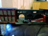 OO gauge model railway