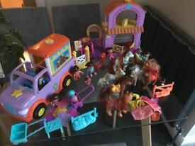 Dora the explorer toy sets