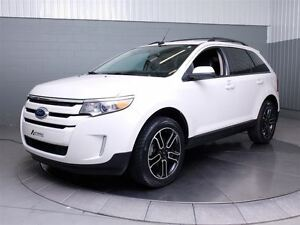 2013 Ford Edge SEL AWD SPORT A/C MAGS CUIR/SUEDE NAVIGATION