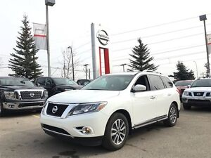 2015 Nissan Pathfinder SL PREMIUM LEATHER NAVI