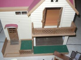 girls toy syilvanian house