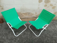 IKEA Garden Chairs, Only Used Once, Excellent Condition!