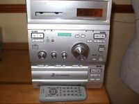 SONY CMT-CP300 MICRO HI-FI COMPONENT SYSTEM MULTI CD STEREO SYSTEM