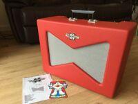 "Fender Vaporizer - BRAND NEW - Valve Guitar Amplifier in ""Rocket Red"""