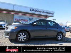 2013 Toyota Corolla B PKG AIR CONDITIONING, BLUETOOTH