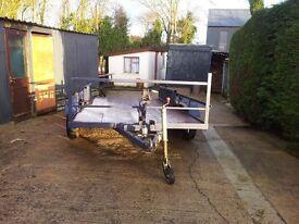 Tri axle trailer -GONE!