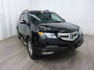 2009 Acura MDX Elite Package DVD Navigation Bluetooth