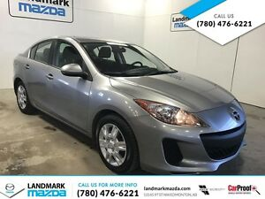2012 Mazda Mazda3 / WARRANTY INCLUDED!