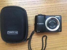 Canon 16 megapixel camera