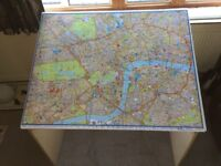 Map Table - London Taxi Knowledge