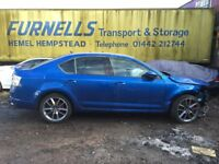 SKODA OCTAVIA VRS 2.0 TDI CUP ENGINE BREAKING FOR ALL PARTS