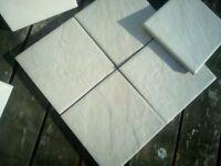 10cm x 10cm Beige/Oatmeal ceramic tiles 2.75sq metres