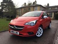 2015 Vauxhall Corsa 1.2 I Sting+FSH+LOW MILES+PX+SWAP