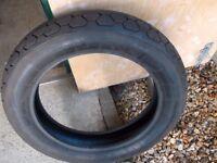 metzeler rear tyre