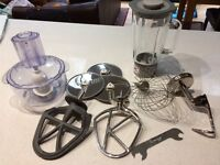 Kenwood major titanium food mixer