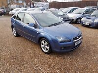 Ford Focus 1.6 Zetec Climate 5dr, FULL SERVICE HISTORY. 2 KEYS. GOOD CONDITION. P.X WELCOME