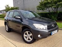 !!!DIESEL 2007RAV4///FULL LEATHER///LOTS OF SERVICE HISTORY///HPI CLEAR!!!