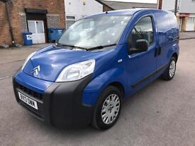 2013 13 Citroen Nemo 1.3 HDI ENTERPRISE Turbo Diesel Blue Van