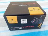 FISHING REEL#BROWNING BLACK VIPER MK850 FD#NEW AND UNUSED#BOXED