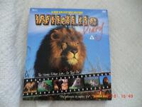 8 Wildlife DVD's in boxed set.