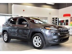 2014 Jeep CHEROKEE NORTH 4X4 **2015** MAGS