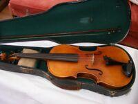 Viola, Berini vintage viola 1930's