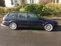 Jaguar x type est 2.2 sport with sat Nav