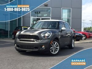 2014 MINI Cooper Countryman Cooper S + ALL4 + TOIT PANO. + CUIR