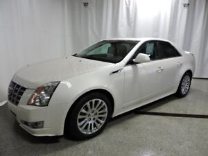 2012 CADILLAC CTS SEDAN AWD PERFORMANCE,3.6 SIDI,TOIT PANO,