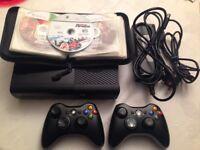 Xbox 360 console 250gb - 24+ games