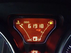 2012 Nissan Versa SL| BLUETOOTH| CRUISE CONTROL| A/C| 61,818KMS Kitchener / Waterloo Kitchener Area image 11