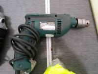 Makita drills exclint condition 110 volt