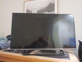 Panasonic Smart tv 40 inch spares or repairs.