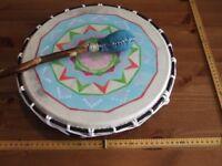 Shamanic frame drum