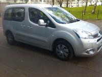 citroen berlingo vtr hdi se turbo diesel automatic,2013 63 registration