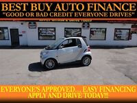 2008 smart fortwo Convertable *** Everyone Approved *** Easy Fin