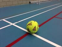 5-a-side (adult) football players needed Warwick! Ages 16-55 Tuesday 6-7pm - indoor